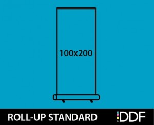 Roll-up Standard 100x200cm